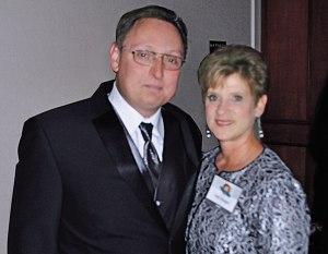 PMP columnist Pete Schopen and his wife, Tami, Schopen Pest Solutions.